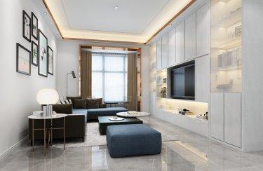 130平鹿港海滨湾现代风格