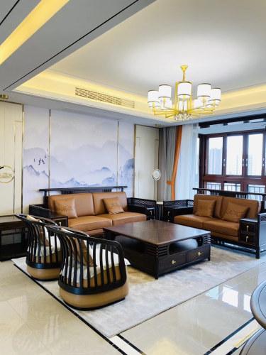 200平碧桂园钻石湾新中式风格