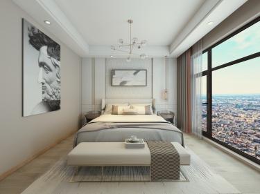 250平上坤樾山半岛现代风格-温馨品宅