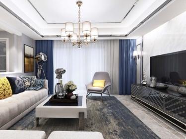 120平东璟家园欧式风格-新古典婚房