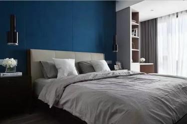 118平3室现代卧室