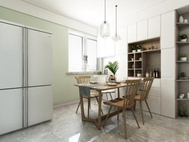 110平电气化小区欧式风格-电气化小区小区110平米2室欧式装修案例
