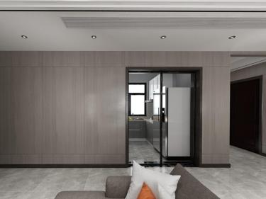 145平建发泱誉现代风格-每一处设计都很贴心-建发泱誉小区145平米4室现代装修案例