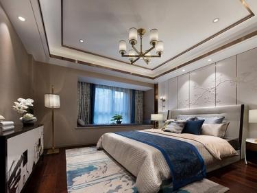 150平文化翡翠园现代风格-禅