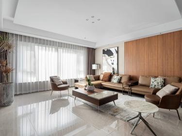 220平碧桂园现代风格-愿许之境,唤醒优雅质感生活