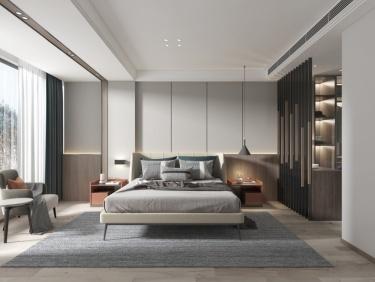 220平建发独墅湾现代风格-简单纯粹的雅致大宅