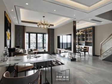 177平花语墅现代风格-品质生活,精致人生