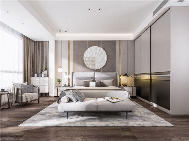 360平私宅中式风格-华文东方-私宅小区360平米别墅中式装修案例