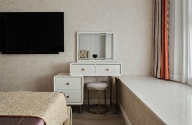132平4室欧式卧室