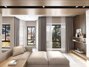 230平明珠城现代风格-与美好生活温暖相拥