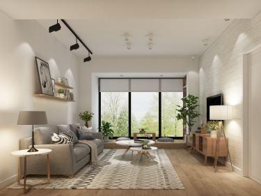 158平城开绿城日式风格-极简惬意生活-城开绿城小区158平米3室日式装修案例