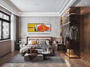 169平安展蔚然家园现代风格