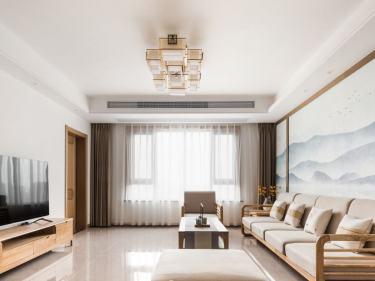 140平金虹105大院新中式风格-木色生活