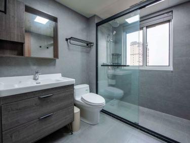 140平中南锦苑现代风格-一家四口的幸福城堡-中南锦苑小区140平米4室现代装修案例