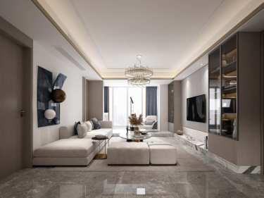 125平望湖小区现代风格-回归精致 慢慢品生活-望湖小区小区125平米3室现代装修案例