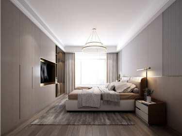 125平望湖小區現代風格-回歸精致 慢慢品生活-望湖小區小區125平米3室現代裝修案例