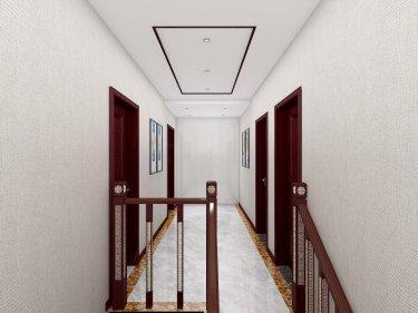 280平跃层/复式中式走廊