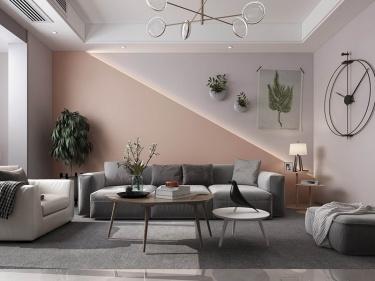 101平莱茵城中式风格-摩登-莱茵城小区101平米3室中式装修案例
