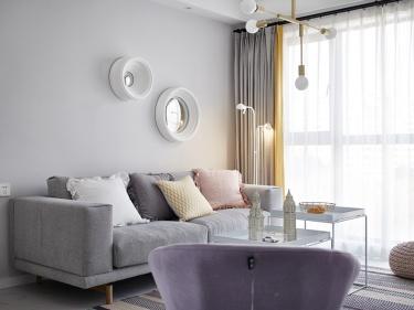 109平金星园现代风格-品质单身,质感享受