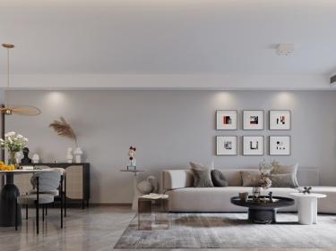 132平高教公寓現代風格-永恒溫度