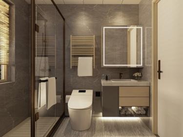 60平金田花园日式风格-现代日式混搭,简洁舒适的两室小家-金田花园二区小区60平米2室日式装修案例