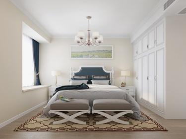 139平澜湾国际简欧风格-明亮舒适之家