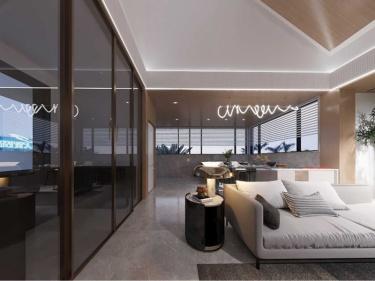 145平苏和雅集现代风格-放松舒适的家