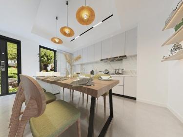 233平太湖香树湾现代风格-一样的空间,不一样设计