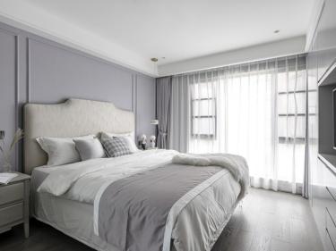 110平海骏达现代风格-海骏达二期小区110平米3室现代装修案例