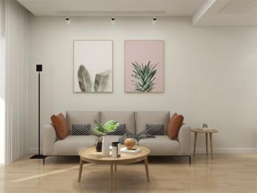 88平中海8号公馆日式风格-日系的温暖质朴,就是家的温度-中海8号公馆小区88平米3室日式装修案例