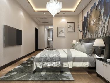 300平海诺首府现代风格